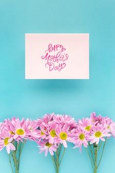 Красивая композиция на день матери