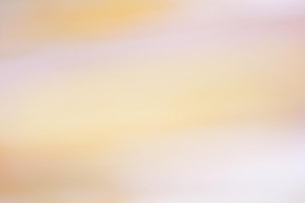 パステルカラーの美しい背景。パステル調のボケ味の背景
