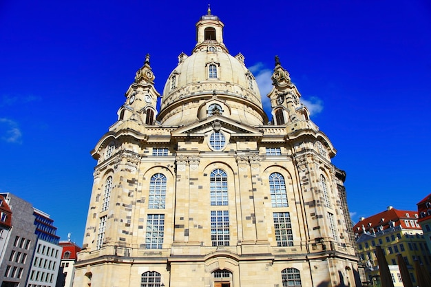 Beautiful baroque dresden