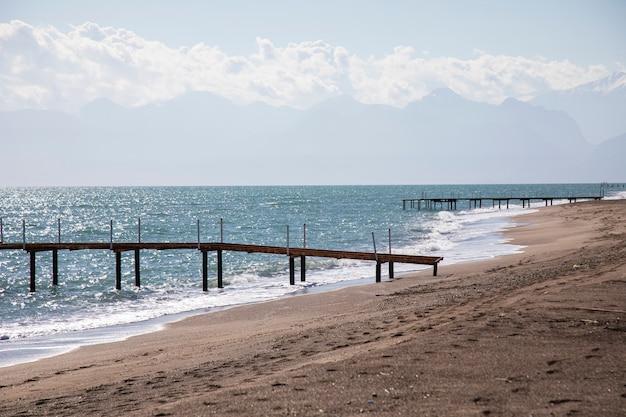美しいビーチと海
