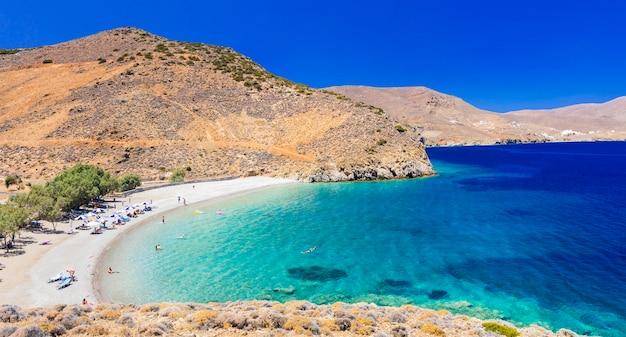 그리스의 아름다운 해변