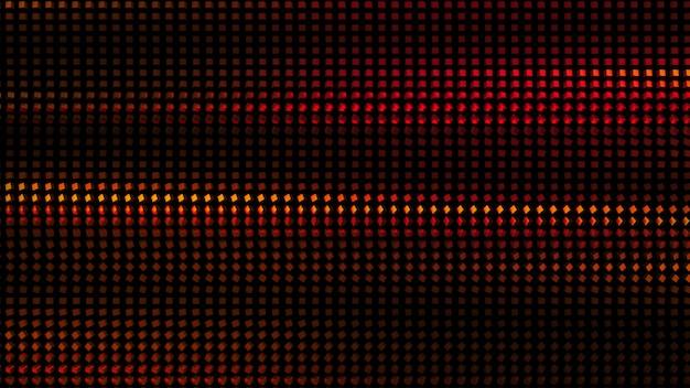 Красивый черный фон с красным блеском. 3d иллюстрация, перевод 3d.