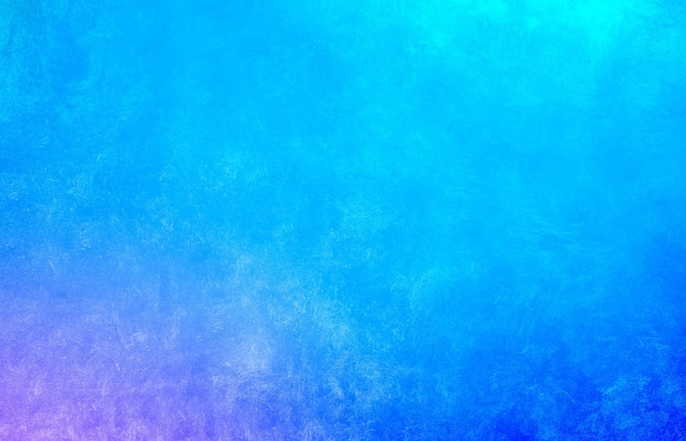 テクスチャの美しいブルーピンクのグラデーション。青い色の背景をブレンド