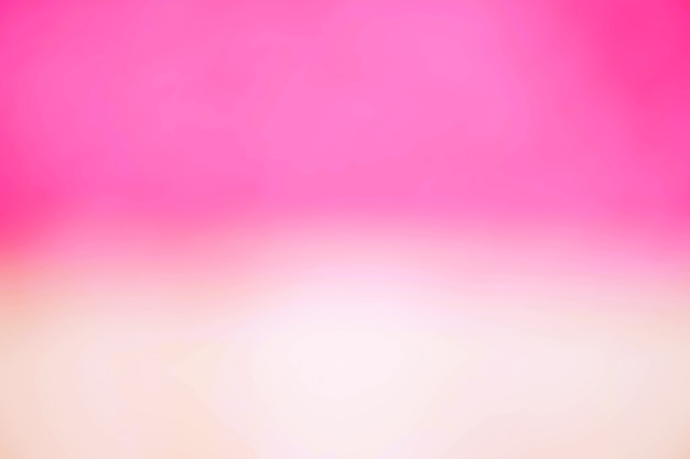Beautiful blur background  pink and white two tone.