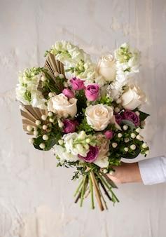아름다운 꽃다발