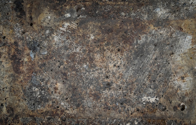Beautiful brown rusty texture background