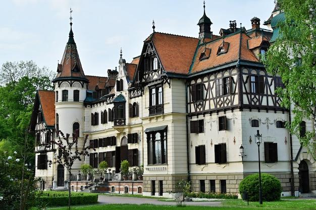 &quot;中世スタイルの美しい建物&quot;