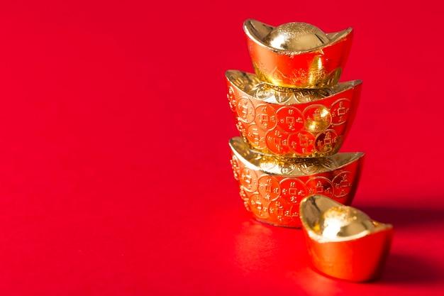 Красивая концепция китайского нового года