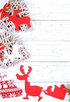 아름다운 크리스마스 배경