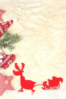 Красивый рождественский фон