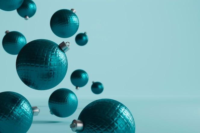 Красивый рождественский фон темы