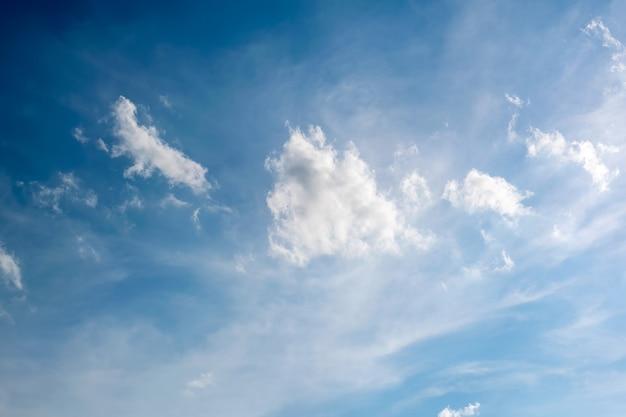 자연 색상의 아름다운 구름. 배경 질감입니다. 고품질 사진