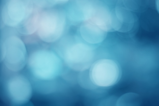 Beautiful and colorful bokeh for background abstract.