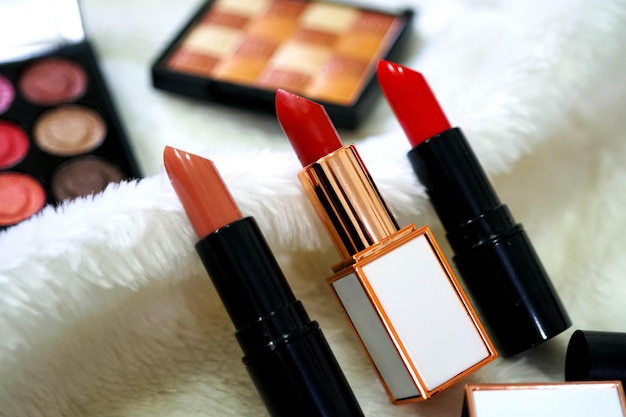 Красивые цвета помады для макияжа