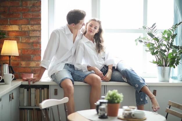 美しいカップル