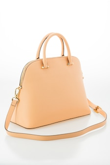 Beautiful elegance and luxury fashion women bag