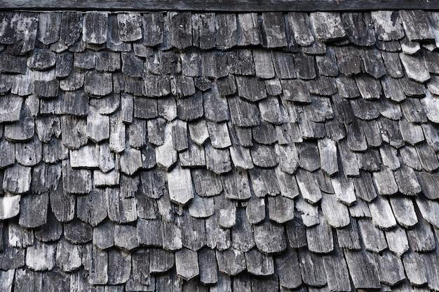 Красивая внешняя деревянная стена