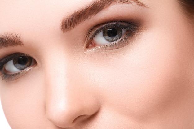 Красивые глаза Premium Фотографии