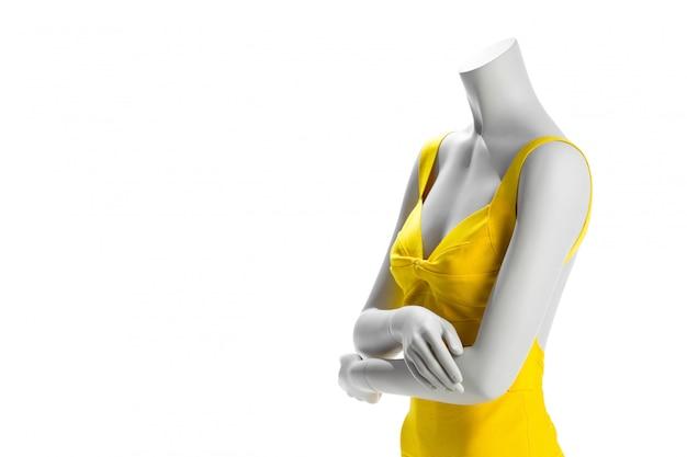 Beautiful female dress