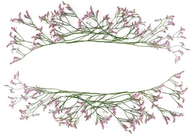 라든지 꽃의 아름 다운 꽃 프레임 배경입니다.