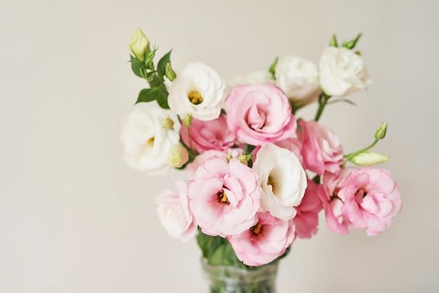 아름다운 꽃 꽃다발