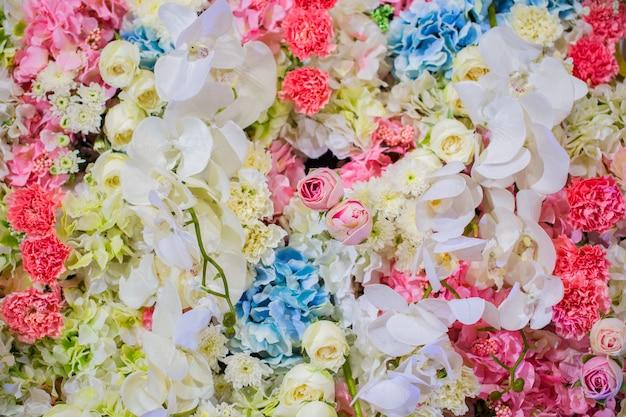 装飾用の美しい花