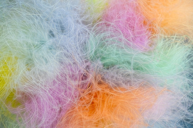 Beautiful fluffy background. abstract background of colored spots.