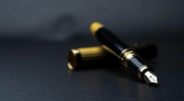 美しい万年筆