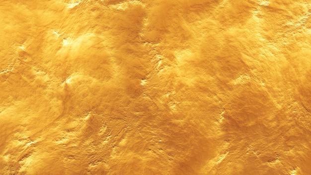 Красивая золотая текстура. 3d иллюстрации, 3d рендеринг.