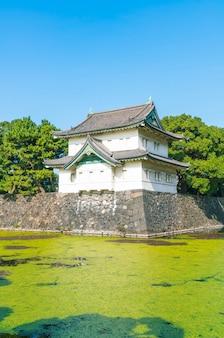 도쿄의 아름다운 황궁