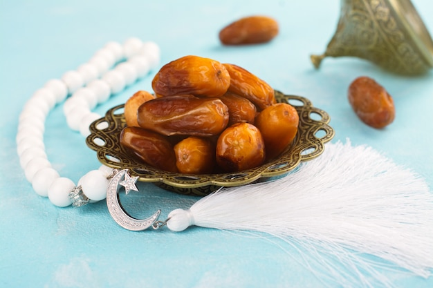 Beautiful islamic prayer beads
