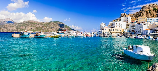 ギリシャの美しい島々