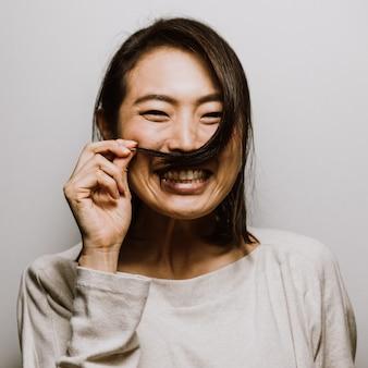 Красивая японка, моменты образа жизни