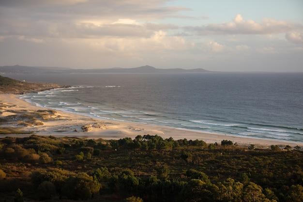 ビーチの美しい風景