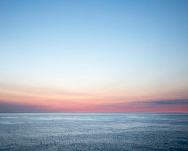 海の美しい風景