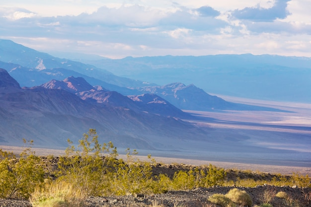 Красивые пейзажи американской пустыни