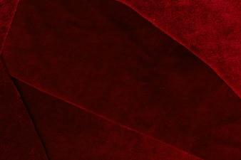 Beautiful luxury dark red patchwork velvet texture background