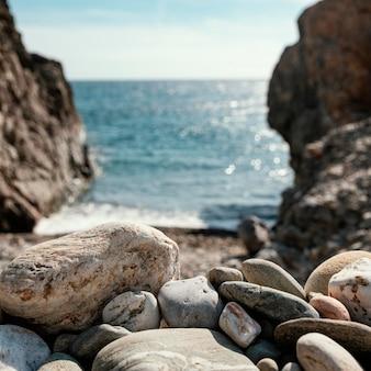 海辺の美しい海の景色