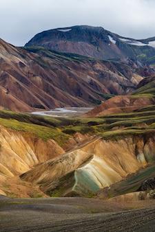 아름다운 산 풍경