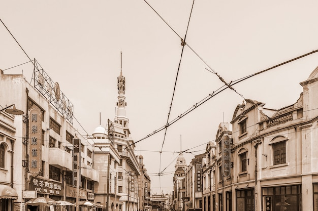Beautiful old city view