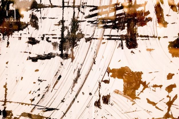 오래 된 더러운 창 유리의 아름다운 오버레이 텍스처