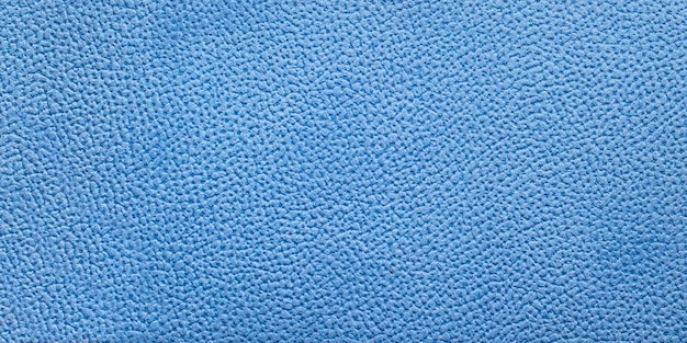 美しい紙の質感。テクスチャー人工肌ブルー。背景テクスチャ