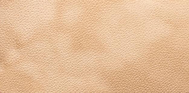 美しい紙の質感。人工皮革の風合い