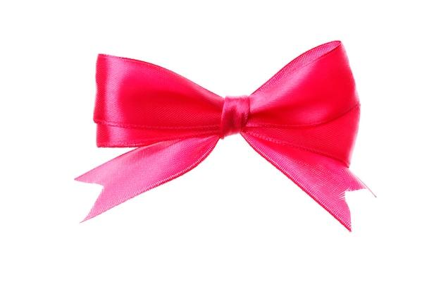 아름 다운 핑크 나비 흰색 배경에 고립입니다. 단열재.