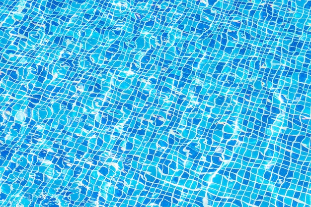 Beautiful pool water background