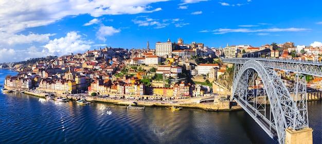 Красивый город порту -