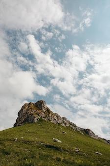 A beautiful rock landscape reminiscent of a ship