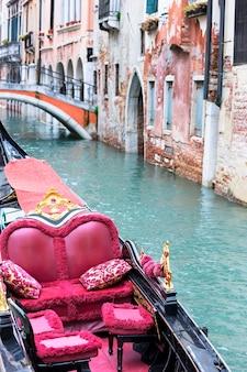 Красивые романтические венецианские пейзажи