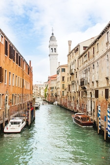 Beautiful romantic venice