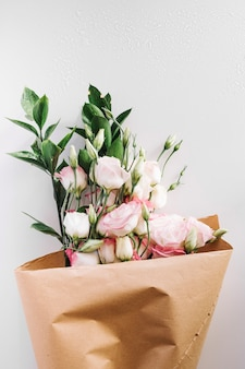Bellissimo bouquet di rose Foto Gratuite